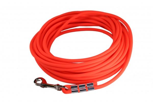EasyCare® Schleppleine – Ø 6 mm rund – Neon-Orange