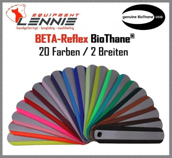 Meterware BioThane® - Beta Reflective