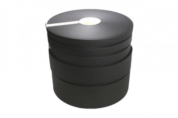 Meterware BioThane® – Granite – Extrabreit
