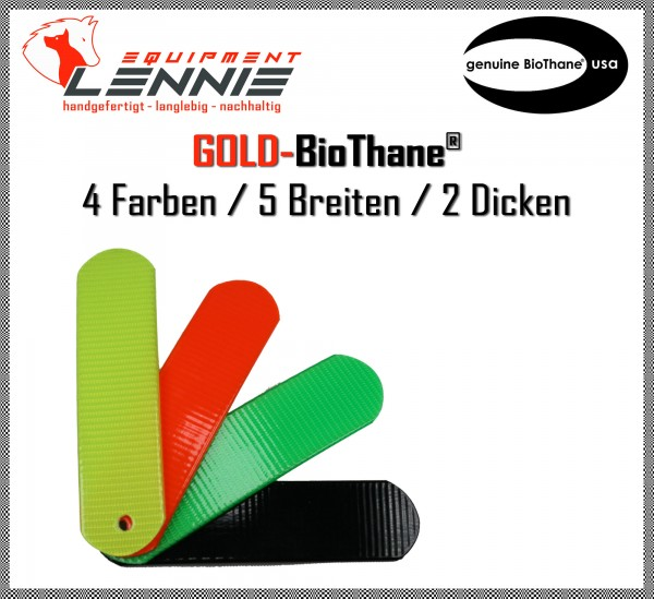 Meterware BioThane® - Gold Standard
