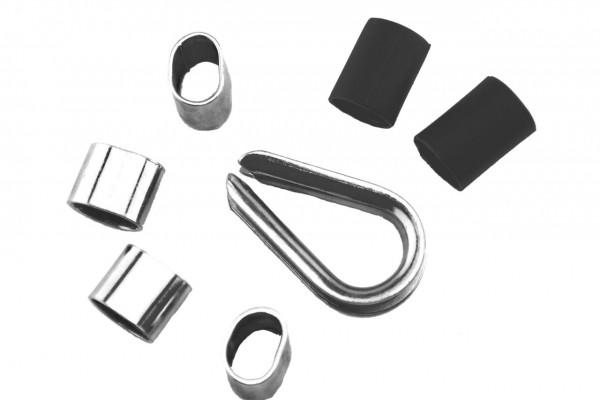 Materialset – Rundleine